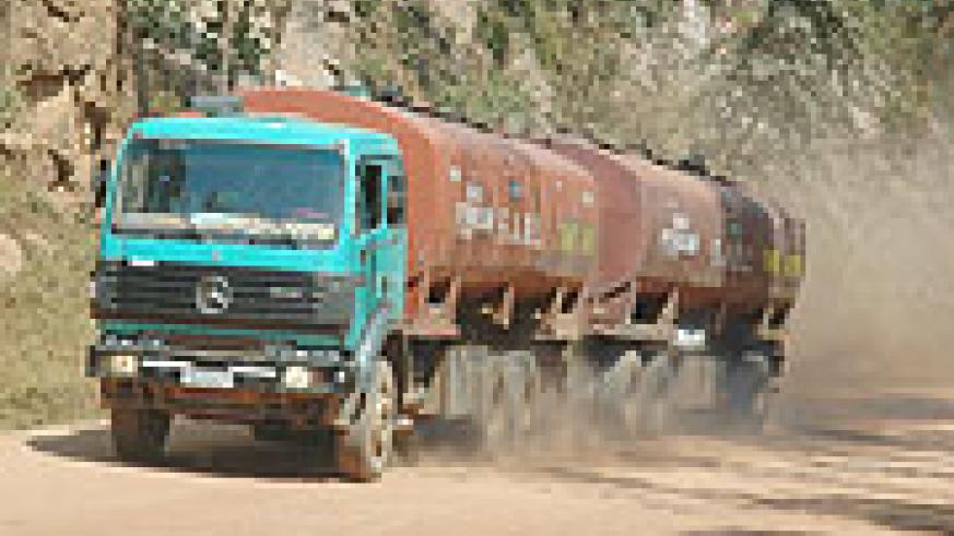 Drivers of such trucks take long to return home. (File photo).