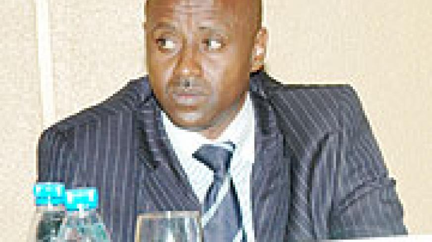 Ferwafa boss Jean Bosco Kazura (File photo)
