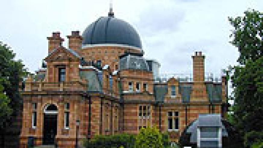 The Royal Observatory stands on the Prime Meridian – Longitude 0°