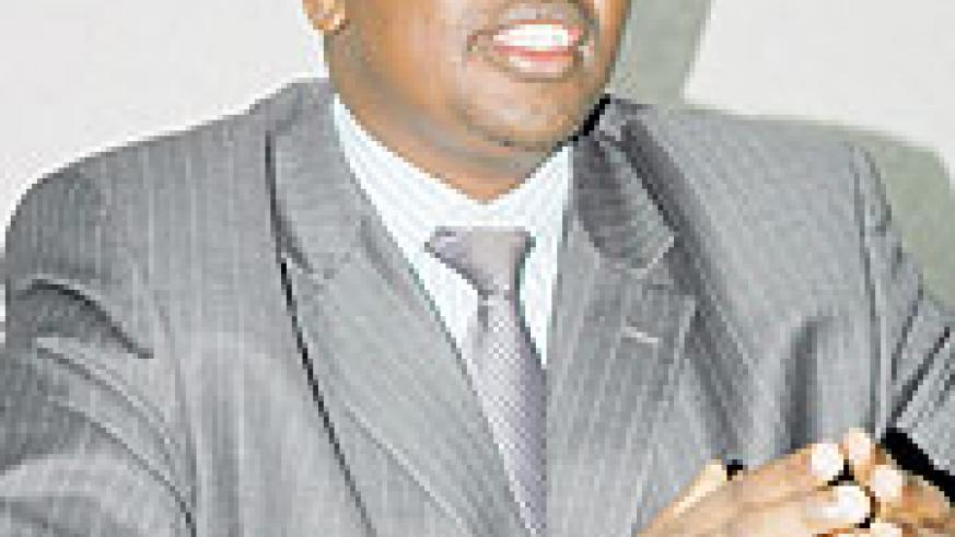 James Musoni, Minister of Finance. (File Photo)