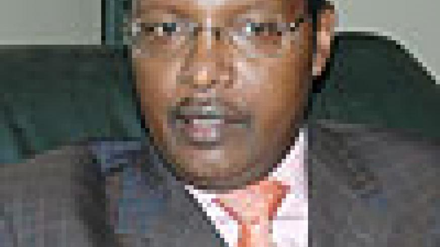 IN CHARGE:  Eng. Albert Butare