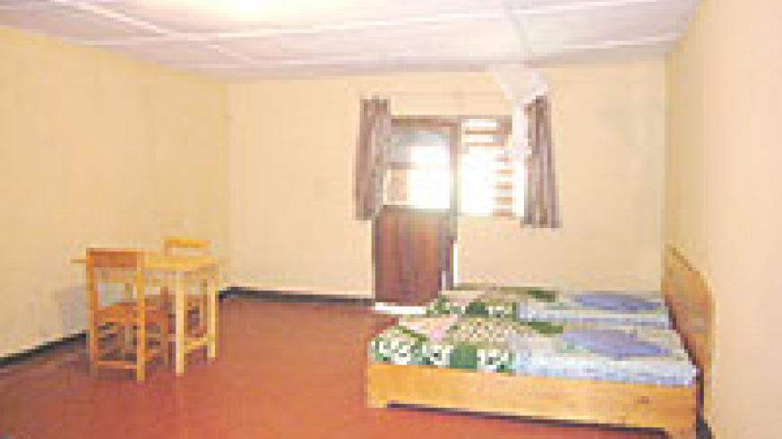 Mulindi One Love Guest House. Despite appearences, some guests had a nightmare staying in the hostel.