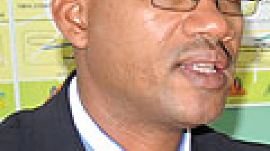 RNOC's interim boss Aimable Bayingana is ready to administer the body until the December elections.
