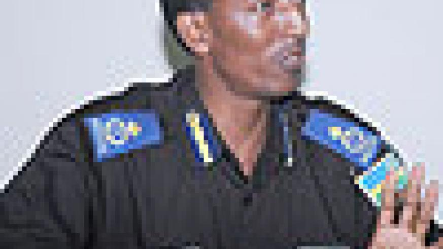 COMPILED REPORT: Chief of CID, Asst .Commissioner of Police Christopher Bizimungu