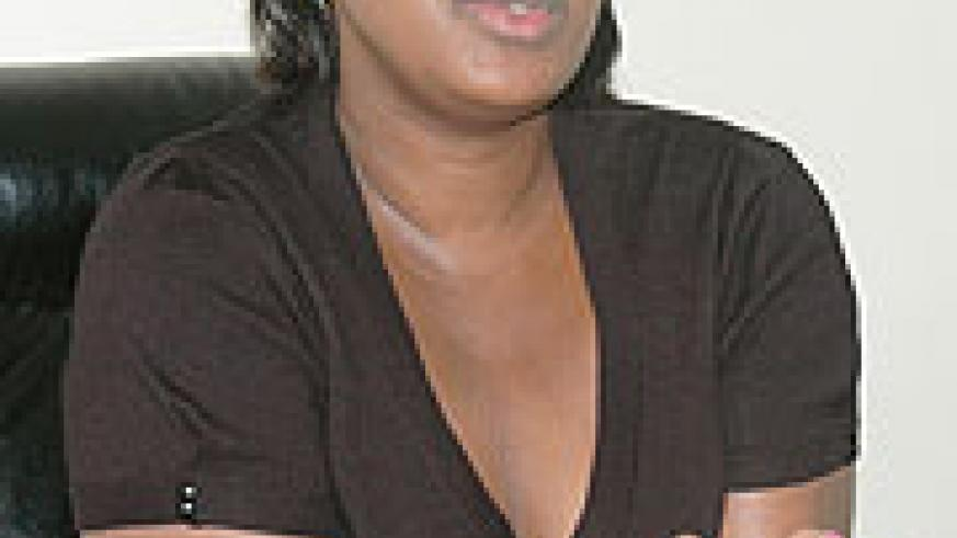 Minister of Infrastructure Eng. Linda Bihire