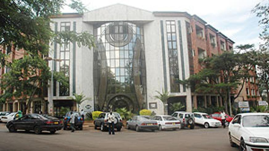 SORAS head offices in Kigali. (File photo)