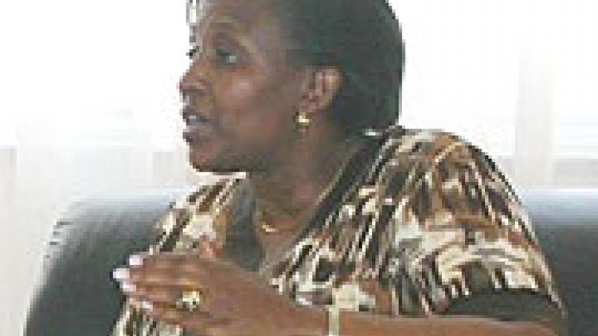 EXPECTED TO ATTEND: Foreign Affairs Minister Rosemary Museminali