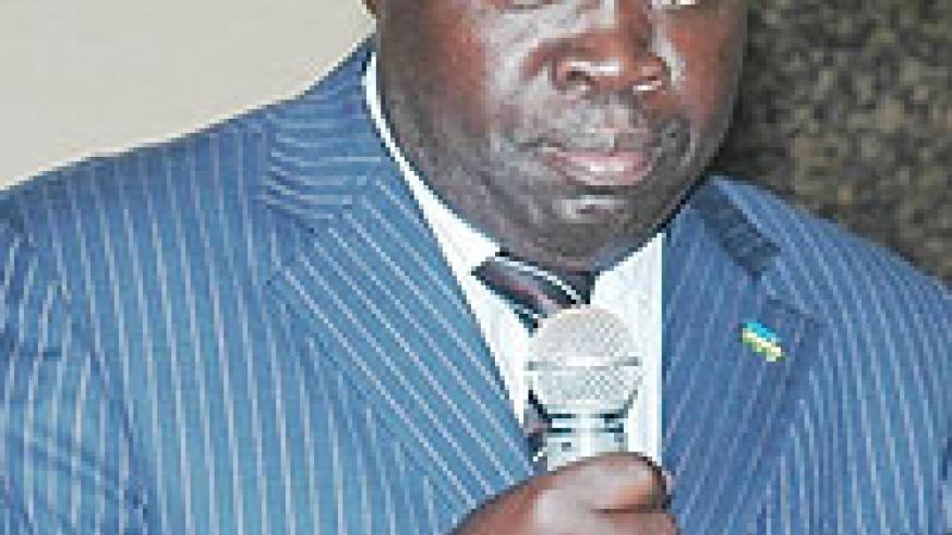 WARNED LEADERS: Local government minister, Christopher Bazivamo.
