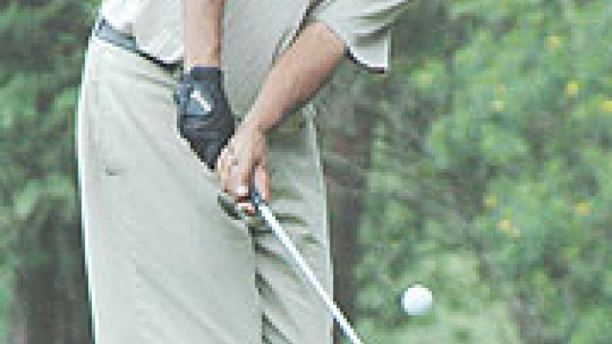 Kenyan was in imperious form at Kigali Golf Club.