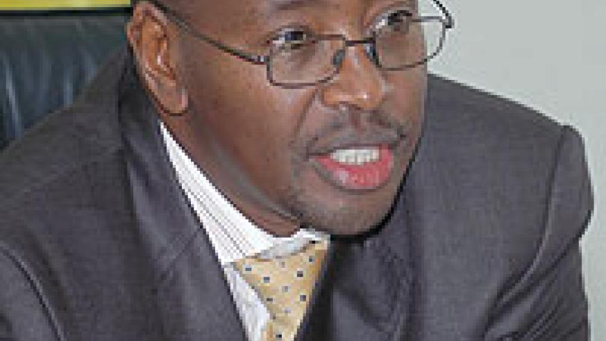 minister of Finance and Economic planning, James Musoni. (File photo)
