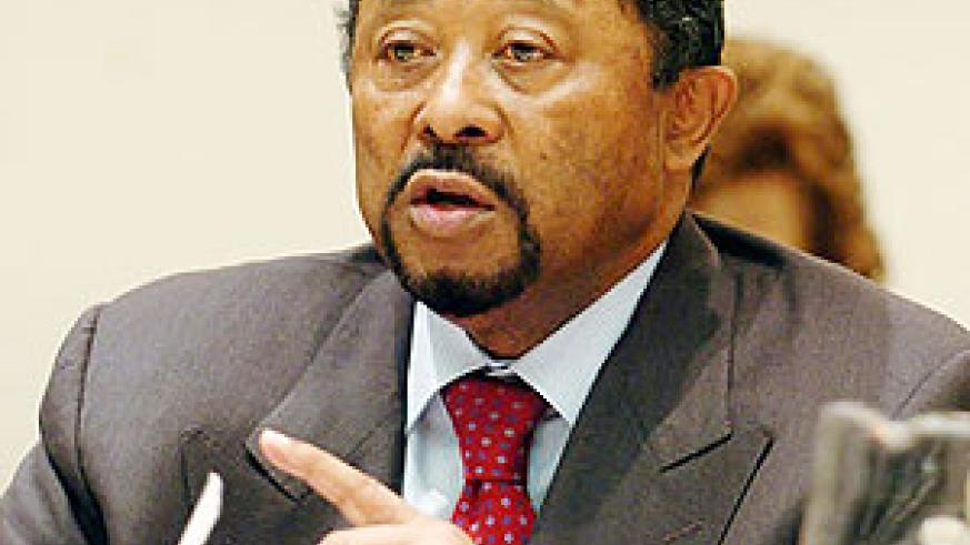 Jean Ping, Chairperson of the AU Commission
