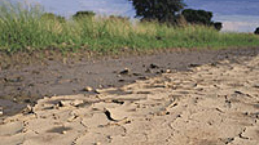 Drought. Rain will become more erratic, and scarse, as weather patterns change.