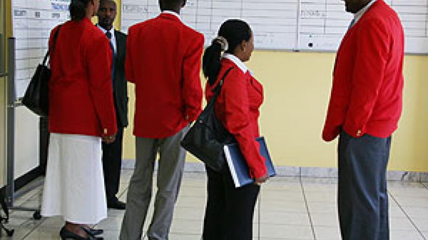 Some Rwandan stock brokers have so far benefited from SITI. (File photo)