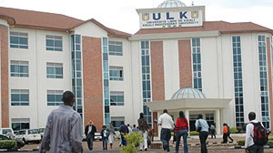 The main campus of ULK. The school has take stern measures to avoid lecturers with counterfeit documents.