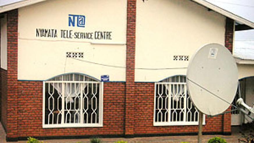 Nyamata Tele-Service Centre connects the rural population to the global ICT hub.