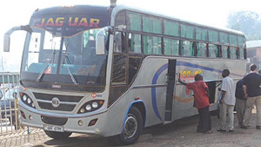 Jaguar Buses are likely to face competition in 2010 (File Photo)