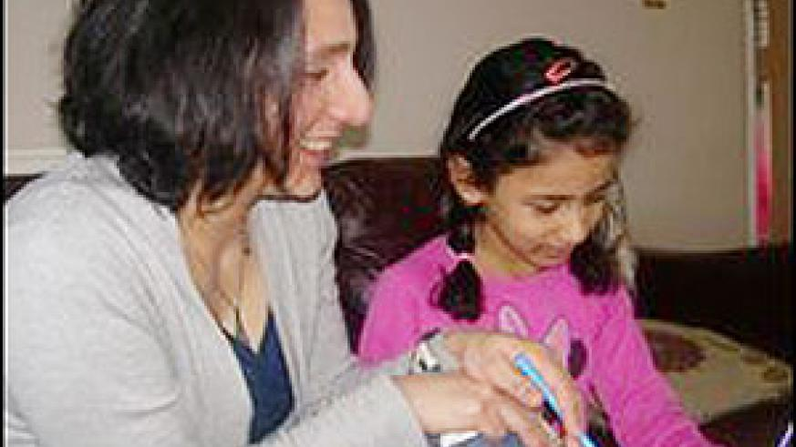 Humera, a teacher from Walsall in the West Midlands, had an arranged marriage 10 years ago.