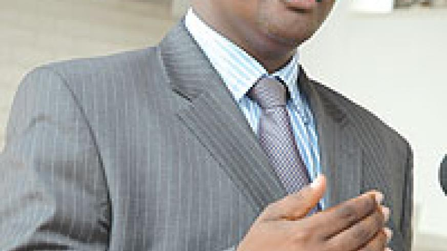 Local Government Minister James Musoni