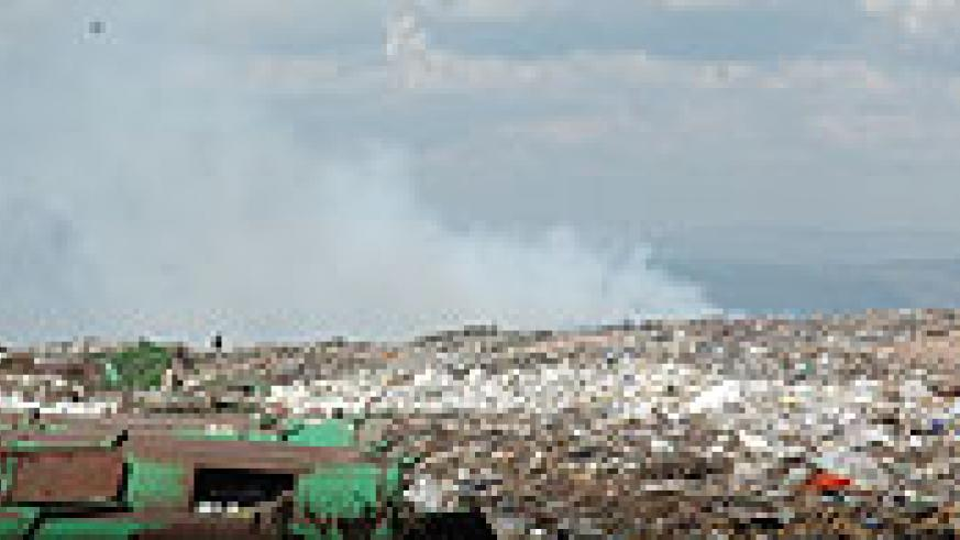 TREASURE: Methane gas extracted from Nyanza Landfill