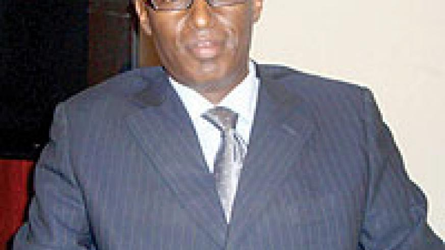 PMU Inspector of operations Jean Pierre Kimenyi (Photo; I.Niyonshuti)