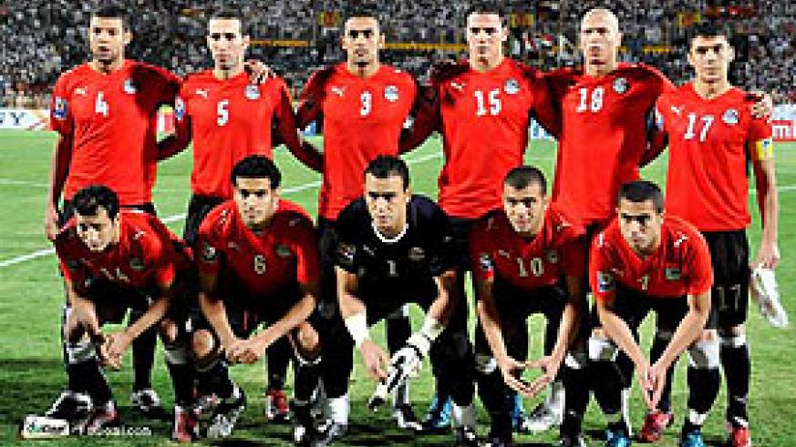 Egypt National Football Team (CAN 2010)