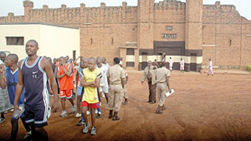 SET TO MOVE; Kigali Central Prison, will be relocated to Butamwa