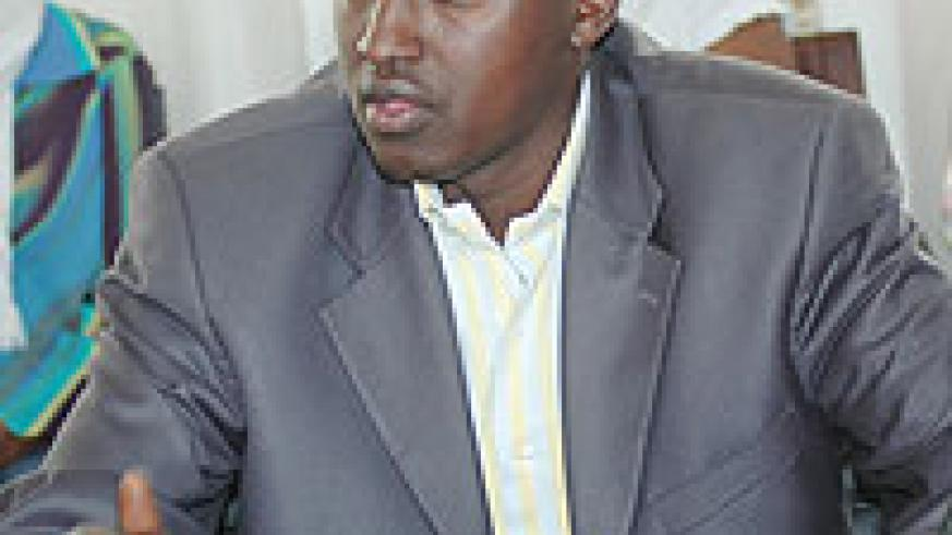 MHC Executive Secretary Patrice Murama