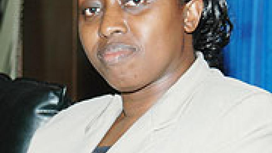 City Mayor Aisa Kirabo Kacyira (File Photo)