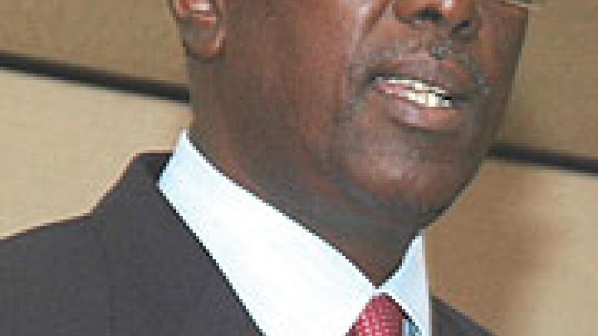 TO APPEAR BEFORE PARLIMAMENT: Prime Minister Bernard Makuza