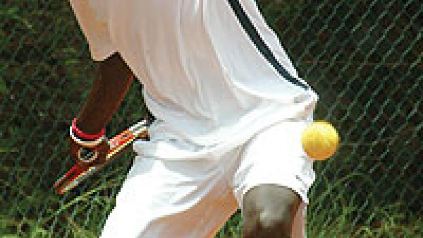 Habiyambere could play Gasigwa in the final. (File Photo)