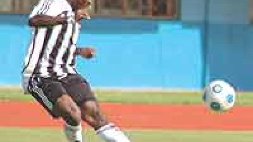 Selly Rogba Didier scored the winner for APR as they battled Angola's Recreativo do Libolo in the Orange Champions League. (File photo)