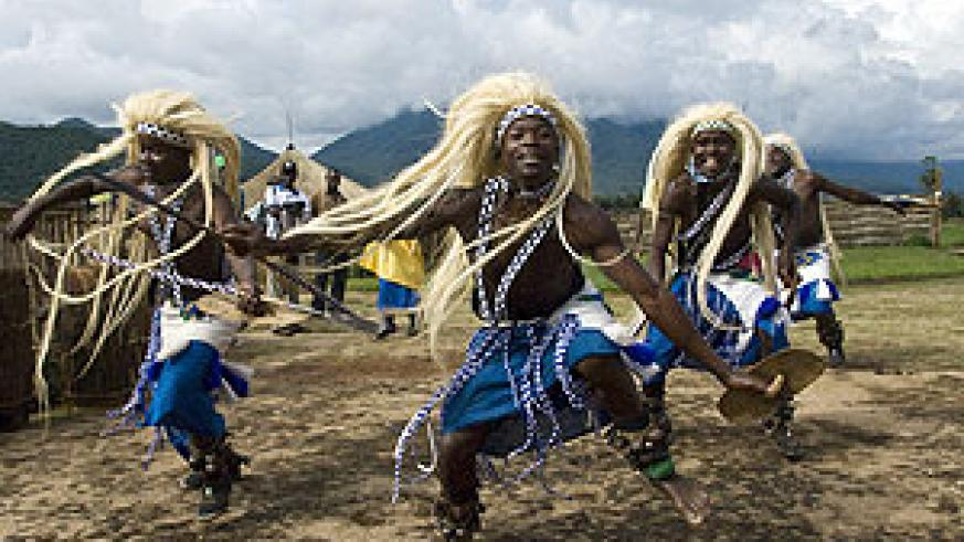 The traditional Kinyarwanda dance continues to uplift Rwanda's unique culture.