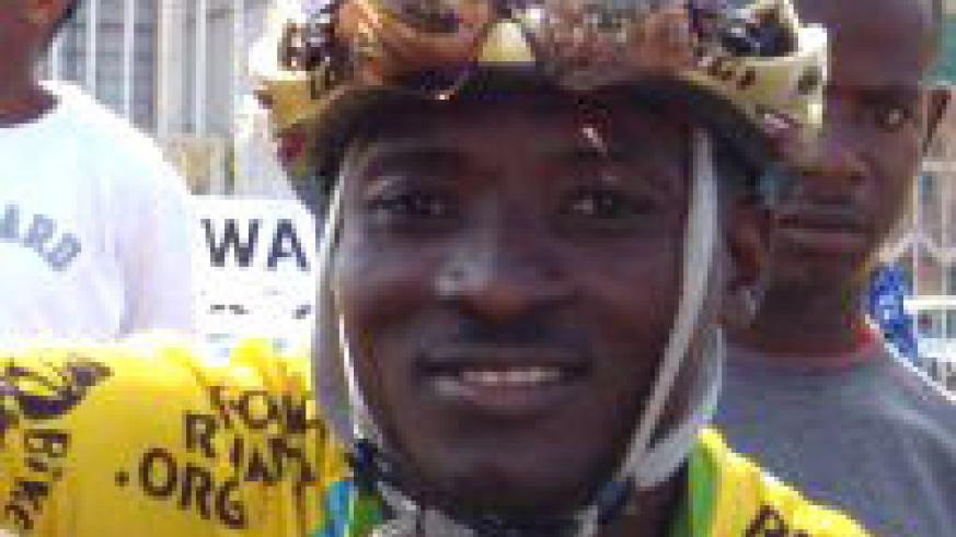 Four-time Tour of Rwanda champion Abraham Ruhumuriza. (File Photo)