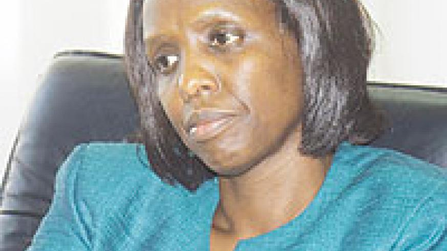 Dr. Agnes Kalibata, Minister of Agriculture.