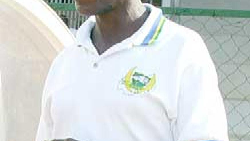 With a tough task ahead, Timbe wants early preparations for his side. (File Photo)