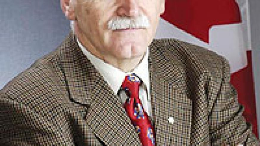 RELIEVED: Lt. Gen Romeo Dallaire