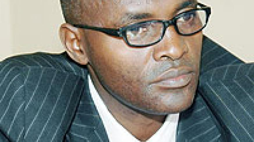 Prosecution Spokesperson Augustine Nkusi (File Photo)