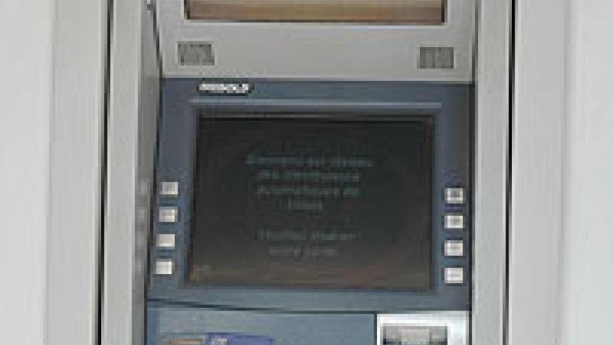 There is a complete breakdown of all ATM machines all over the country. (Photo; J.Mbanda)