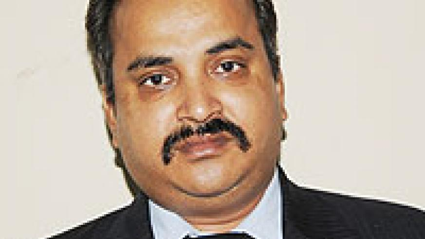 Umesh Chaudhary, The Managing Director of IHT network limited