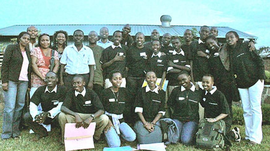 Some of these beneficiaries will gain from the African Leadership Academy (Courtesy photo)