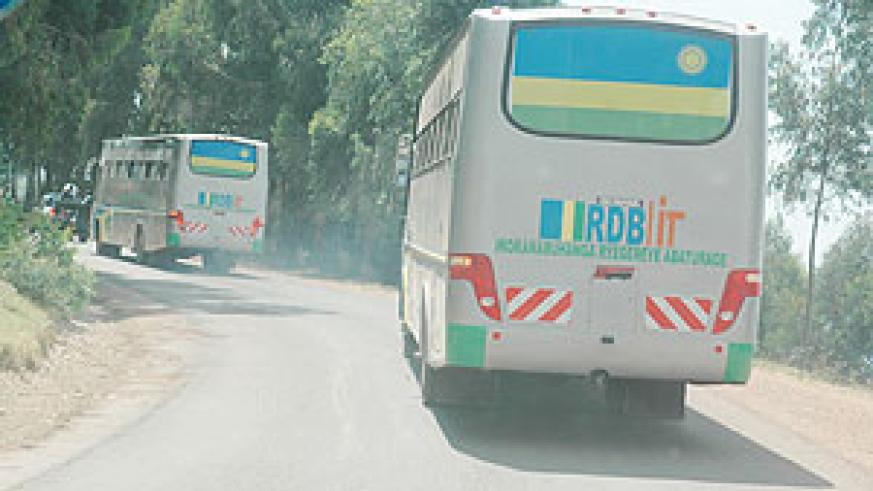 BRIDGING THE ICT GAP; Two more similar buses will brought in by September this year (File photo)