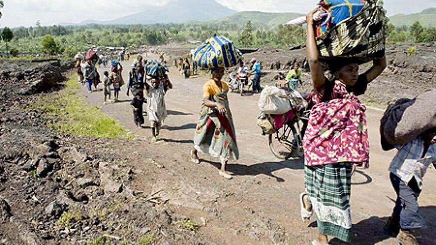 Africa's 3 million refugees are protected under international laws by the 1951 UN Geneva Convention and its 1969 African equivalent.