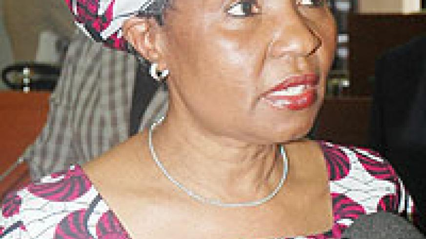 Dr. Asha Rose Migiro (File photo)