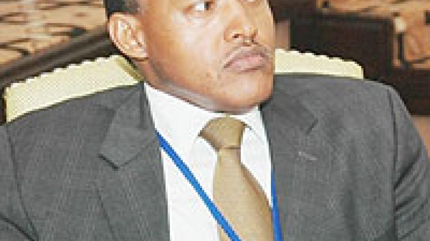 ACKNOWLEDGED; Faustin Mbundu (File photo)