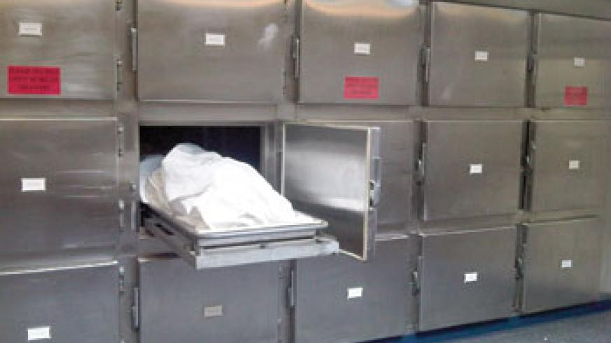 Being a Morgue Attendant is one of those necessary jobs. Net photo