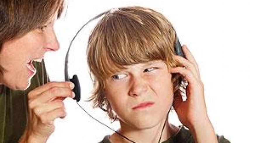 Listening to parents is important for teenagers. Net photo