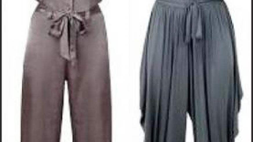 Jumpsuits also flatter all body shapes. Net Photo