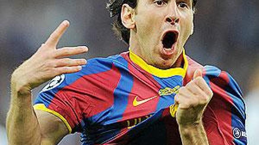 Lionel Messi has more goals against Atletico than any other domestic rival.  Net photo