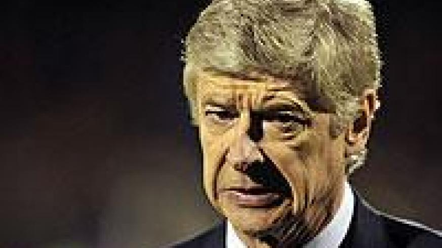After seven trophyless years, Arsene Wenger is feeling the heat. Net photo.