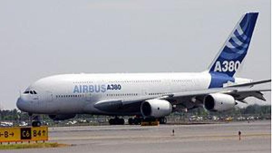 Air traffic in Africa increases at average rate of 5.7 percent above the world average rate of 4.8 percent